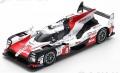 予約品 3月頃 再発売 ミニカー SPARK(スパーク) レジンモデル 1/43 43LM18 トヨタ TS050 Hybrid No.8 TOYOTA GAZOO Racing 優勝 24H Le Mans 2018 S. Buemi -K. Nakajima -F. Alonso 9580006420183