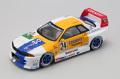 ミニカー EBBRO 1/43 44574 コックピット 館林 GT-R JGTC 1994 ホワイト