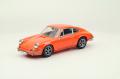 絶版品 ミニカー エブロ EBBRO 1/43 44796 ポルシェ 911S 1969 オレンジ