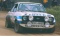 お取り寄せ予約品 10月頃 ミニカー サンスター SunStar 1/18 4498 フォード エスコート RS1800 1981年Haspengouw (ベルギー)ラリー #14 B.Fisher/A.Frazer 0657440044981