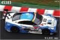 お取り寄せ品 ミニカー エブロ EBBRO 1/43 45383 Forum Engineering ADVAN GT-R No.24 SUPER GT GT500 2016 Rd.4 Sugo 優勝 4526175453831