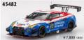 お取り寄せ予約品 〜2017年 ミニカー エブロ EBBRO 1/43 45482 NISSAN GT-R NISMO GT3 Blancpain Endurance Series 2015 No.22 4526175454821