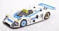 お取り寄せ予約品 12月頃以降順次 ミニカー CMR ダイキャストモデル(開閉機構有り) 1/18 CMR208 マツダ Mazda 787 #18 24h Le Mans 1991 4589746698321