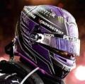 予約品 8月頃 ミニカー SPARK(スパーク) 1/5 5HF062 Lewis Hamilton - Mercedes メルセデス -AMG - 2021 F1Helmet 9580006190628