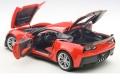 お取り寄せ品 ミニカー AUTOart(オートアート)コンポジットモデル 1/18 71262 シボレー コルベット (C7) Z06 (レッド)