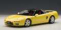 お取り寄せ品 ミニカー オートアート AUTOart 1/18 73297   ホンダ NSX タイプR 1992 (インディ・イエローパール)