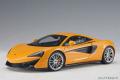 お取り寄せ予約品 5月頃順次 ミニカー AUTOart (オートアート・コンポジットダイキャストモデル) 1/18 76044 マクラーレン 570S (オレンジ)