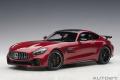 予約品 6月以降順次 ミニカー AUTOart (オートアート)コンポジットダイキャストモデル 1/18 76331 メルセデス AMG GT R (メタリックレッド)