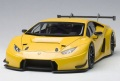 お取り寄せ予約品 4月頃順次 ミニカー AUTOart (オートアート・コンポジットダイキャストモデル) 1/18 81528 ランボルギーニ ウラカン GT3 (パール・イエロー)