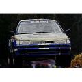 ミニカー HPI  1/43  8188  スバルレガシー  RS (#21) 1991 RAC MIRAGE(ダイキャスト)