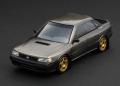 レア 絶版品 ミニカー HPI 1/43 8192 スバルレガシー RS ブラックメタルポリッシュモデル OFFICIAL WEB SITE 150個限定