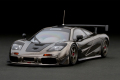 ミニカー 絶版品 レア品 HPI 1/43 8249 McLaren F1 GTR  Black Metal Polish Model OFFICAL WEB SITE LIMITED EDITION MIRAGE