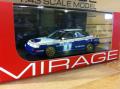ミニカー HPI 1/43 8269 スバルレガシー RS #6 1991 MIRAGE ダイキャストモデル