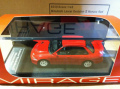 ミニカー HPI 1/43 8559 ミツビシ ランサー エボリューション 2 レッド Monaco Red 4944258085593