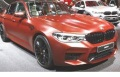 予約品 5月頃 ミニカー MINICHAMPS(ミニチャンプス) ABSモデル 1/87 870028004 BMW M5  2018  マットレッド