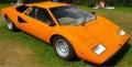 お取り寄せ予約品 2019年順次 ミニカー MINICHAMPS(ミニチャンプス) ABSモデル 1/87 870103124 ランボルギーニ カウンタック LP 400 1974 オレンジ
