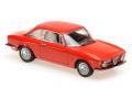 ミニカー MAXICHAMPS(マキシチャンプス) 1/43 940120440 アルファ ロメオ ジュリエッタ スプリント GTA (1965) レッド
