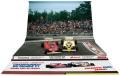 予約品 2020年頃 ミニカー BRUMM(ブルム) 1/43 AS58B フェラーリ 312 T4 G. Villeneuve #12 ステアリング + ルノー RS12 R. Arnoux #16  1979年フランスGP 8020677026006