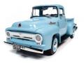 お取り寄せ予約品 2022年1月頃 ミニカー AUTOWORLD  ダイキャストモデル (開閉機構あり) 1/18 AW290 1956 フォード F-100 ピックアップ マイルド カスタム ダイアモンドブルー 4548565411030 1949 マーキュリー クーペ アトランティックブルー 4548565411023