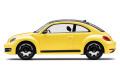 特注品 ミニカー Schuco シュコー 1/43 2285 フォルクスワーゲン VW ビートル 2012 イエロー 4582342022859