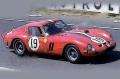 予約品 ~2022年頃 ミニカー BBR MODELS 1/43 BBR260 フェラーリ Ferrari 250 GTO 24 H Le Mans 1962 優勝