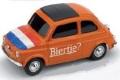 """予約品 〜2018年頃 ミニカー ブルム BRUMM 1/43 BR059 FIAT 500 オランダ """"Biertje?"""" (ビール?) 8020677025375"""