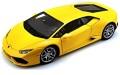 予約品 9月頃 再発売 ミニカー BURAGO(ブラーゴ) 1/18 BUR11038PY ランボルギーニ ウラカン(パールイエロー) '4548565335060