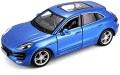 予約品 9月頃 再発売 ミニカー BURAGO(ブラーゴ) 1/24 BUR21077MBL ポルシェ マカン (M.ブルー) 4548565335220