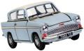 お取り寄せ予約品 再発売 11月頃 ミニカー CORGI  コーギー ダイキャストモデル 1/43 CGCC99725 ハリー・ポッター フライング フォード アングリア(ブルー) ハリー・ポッターとロン・ウィーズリーのフィギュア付 4548565365036