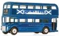 予約品 2020年6月頃 ミニカー CORGI  コーギー ダイキャストモデル 1/64 CGCC82330 スコティッシュ ルートマスター(ブルー) Best of British
