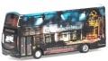 お取り寄せ予約品 再発売 11月頃 ミニカー CORGI  コーギー ダイキャストモデル 1/76 CGOM46513 ライト エクリプス ジェミニ 2 ハリー・ポッター ワーナー・ブラザーススタジオ シャトルバス(2階建て) 4548565345908