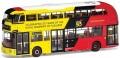 """お取り寄せ予約品 9~11月頃 ミニカー CORGI(コーギー)""""Original Omnibus """" ダイキャストモ デル 1/76 CGOM46627B ライトバス ニュールートマスター GoAhead  ロンドンn  LTZ 1394 ルート 15 ステップニーアーバースクエア Royal Fusilliers"""