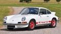 予約品 2020年2月頃 ミニカー IXO(イクソ) 1/43 CLC320N ポルシェ 911 カレラ RS 2.7 1973 ホワイト/レッド