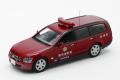 ミニカー カーネル CAR-NEL 1/43 CN430202 ニッサン ステージア (M35) 2002 大阪府堺市消防局指揮車両  4548565196982