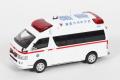 ミニカー カーネル CAR-NEL 1/43  CN430903 トヨタ ハイメディック 2009 神奈川県鎌倉市消防本部高規格救急車 4580198720431