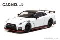 予約品 2020年3月頃 ミニカー CARNEL(カーネル) 1/64 CN640027 日産 GT-R NISMO (R35) 2020 ブリリアントホワイトパール 限定1999台 4580198721872
