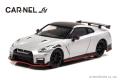 予約品 2020年3月頃 ミニカー CARNEL(カーネル) 1/64 CN640028 日産 GT-R NISMO (R35) 2020 アルティメイトメタルシルバー 限定999台 4580198721889