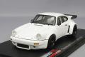 絶版 レア品 ミニカー ENDURANCE-INFO(SPARK MODEL) 1/43 EN607648 ポルシェ911 3.0 RSR 1974 ホワイト 333個限定