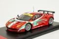 ミニカー TRUE SCALE  1/43 FJM1343002  2012 フェラーリ 458 イタリア GTE Pro #59 Luxury Racing ルマン 24h GTE Pro 2位