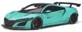 お取り寄せ予約品 12月頃 ミニカー GT SPIRIT(GTスプリット) (開閉機構なし)レジンモデル 1/18 GTS806 ホンダ NSX カスタマイズド by LB★WORKS (ブルー) 4548565389766