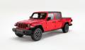 予約品 9月頃 ミニカー GT SPIRIT(GTスプリット) レジンモデル(開閉機構なし) 1/18 GTS024US ジープ グラディエーター ルビコン (レッド) 4548565387205