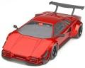 お取り寄せ予約品 2017年3月頃 ミニカー GT SPIRIT(GTスプリット) (開閉機構なし)レジンモデル 1/18 GTS027KJ キジル セラム ウラタック(レッド)国内限定数:200個 4548565362950