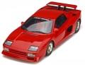 ミニカー GT SPIRIT レジンモデル(開閉機構なし)  1/18 GTS124 ケーニッヒ テスタロッサ ツインターボ(レッド)世界限定数 1,750個 4548565326983