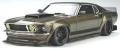 お取り寄せ予約品 2022年2月頃 ミニカー GT SPIRIT(GTスプリット) (開閉機構なし)レジンモデル 1/18 GTS340 マスタング プライアデザイン (ブラウン) 4548565411597