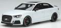お取り寄せ予約品 2022年2月頃 ミニカー GT SPIRIT(GTスプリット) (開閉機構なし)レジンモデル 1/18 GTS346 アプト(アウディ) RS3 セダン (ホワイト) 4548565411603