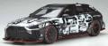 お取り寄せ予約品 2022年2月頃 ミニカー GT SPIRIT(GTスプリット) (開閉機構なし)レジンモデル 1/18 GTS348 アウディ RS6 アバント ボディキット (カモフラージュ) 4548565411610