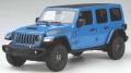 お取り寄せ予約品 2022年2月頃 ミニカー GT SPIRIT(GTスプリット) (開閉機構なし)レジンモデル 1/18 GTS371 ジープ ラングラー ルビコン 392 (ブルー) 4548565411634