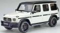 お取り寄せ予約品 2022年2月頃 ミニカー GT SPIRIT(GTスプリット) (開閉機構なし)レジンモデル 1/18 GTS848 メルセデス AMG G63 フロントバンパー付 (ホワイト) 4548565411641
