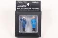 限定品 レイズ RAI'S 1/43 H7-43F3 警察官フィギュア 交通機動隊四輪車 男性隊員 (2type set) 限定1000 4580198720981