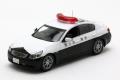 ミニカー レイズ RAI'S 1/43 H7430901  日産スカイライン 350GT (V36) 2009 埼玉県警察高速道路交通警察隊車両<952) 限定1500個
